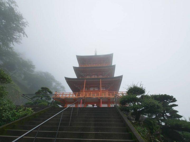 那智山青岸渡寺の三十塔