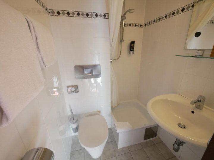 Arthotel ANA Enzian バストイレ
