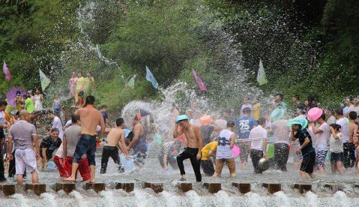 【日程・時期はいつ?】タイの水掛け祭り「ソンクラーン」を女子一人旅で楽しむ方法!