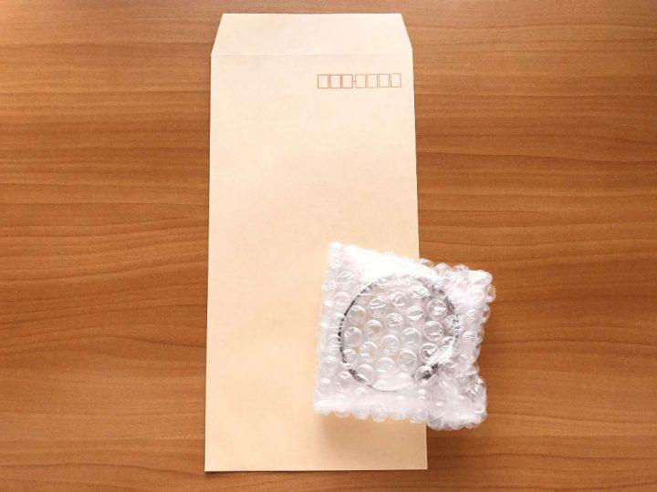 メルカリ ブレスレットを梱包する方法→封筒へ入れる