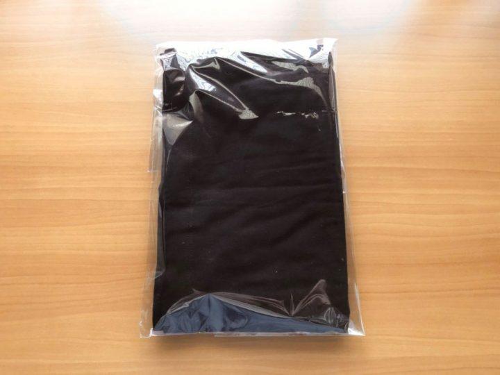 メルカリでTシャツが売れたときの梱包方法②袋に入れる