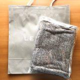 【梱包方法の写真】メルカリのTシャツ&アウターや厚手衣類の発送の仕方を解説