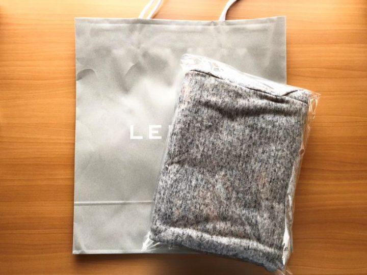 メルカリで厚手の洋服が売れたときの梱包方法③紙袋に入れる