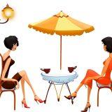 友達探しが気軽にできるカフェ会が密かなブーム。その人気の秘密とは